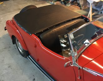 Automotive Upholstery Repairs & Restoration
