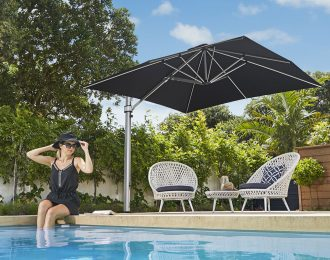 Riviera Umbrella – 3m Square